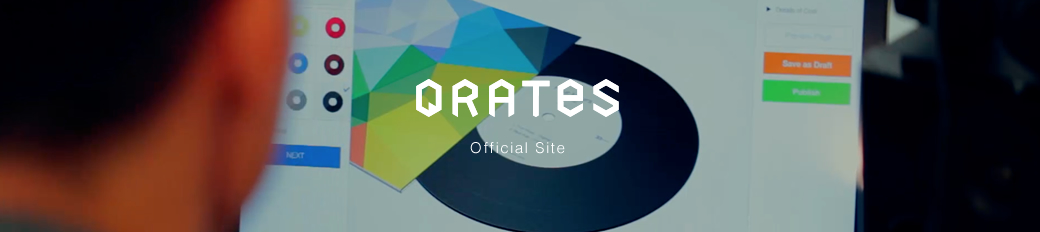 QRATES Official site