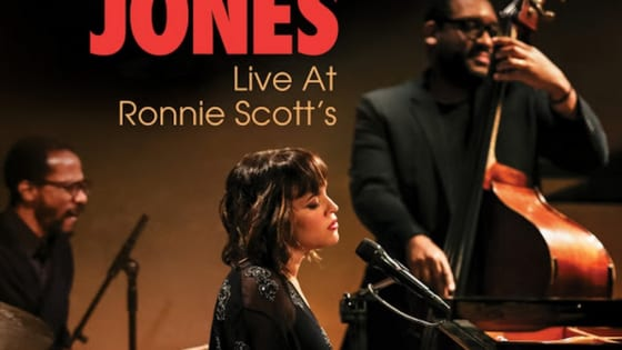 ノラ・ジョーンズ『Live At Ronnie Scott's』