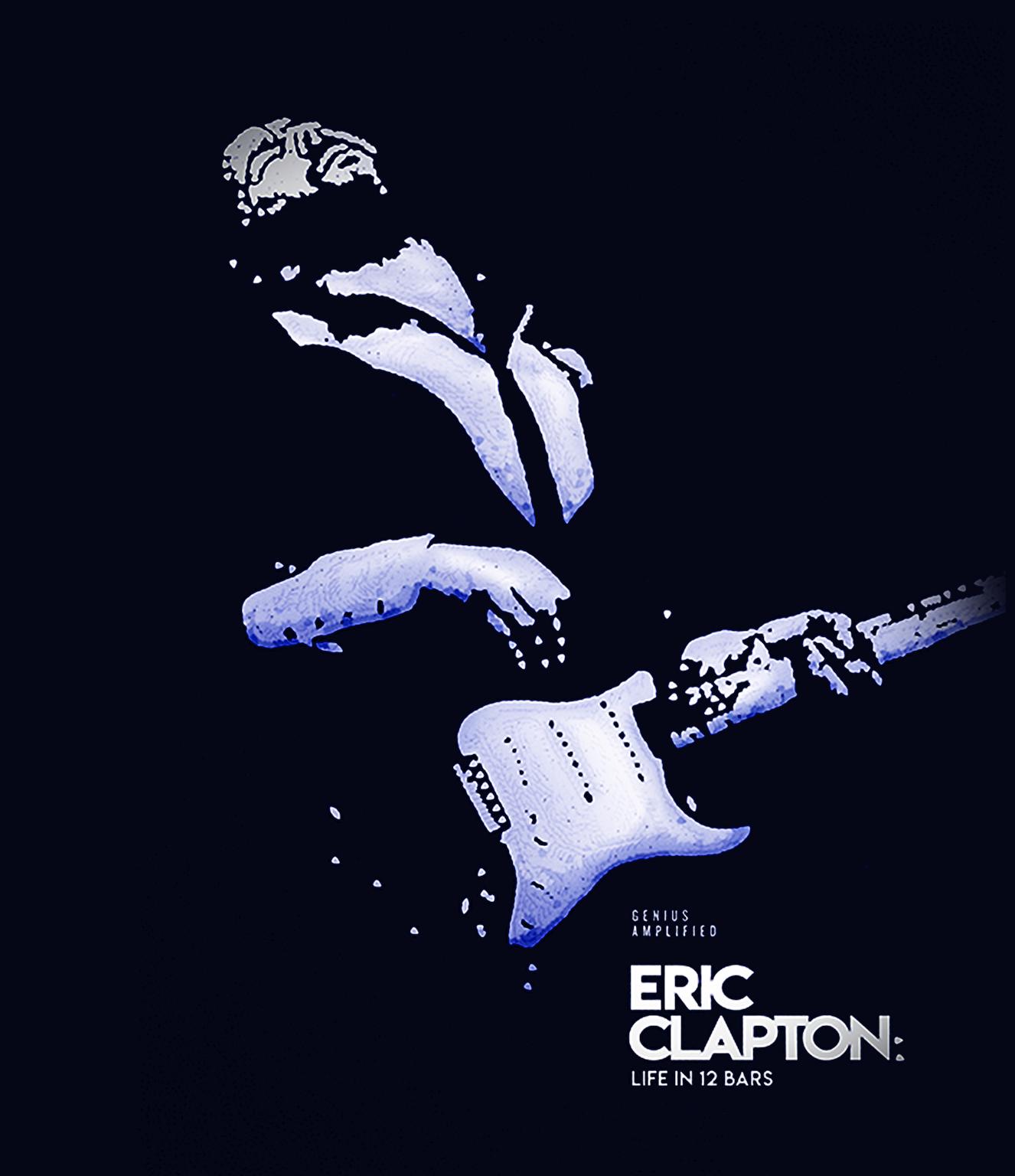 エリック クラプトンのドキュメンタリー映画 eric clapton life in 12