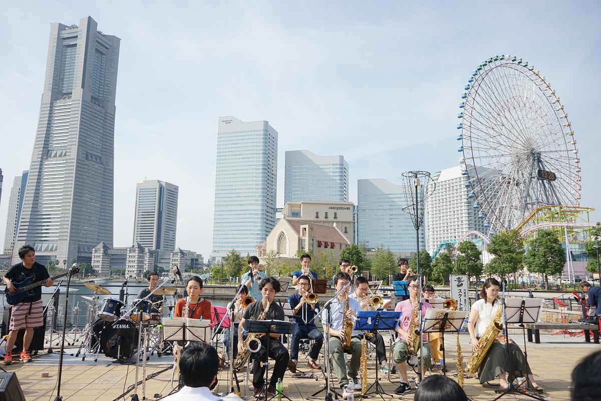 横濱 JAZZ PROMENADE 2019 ⑦