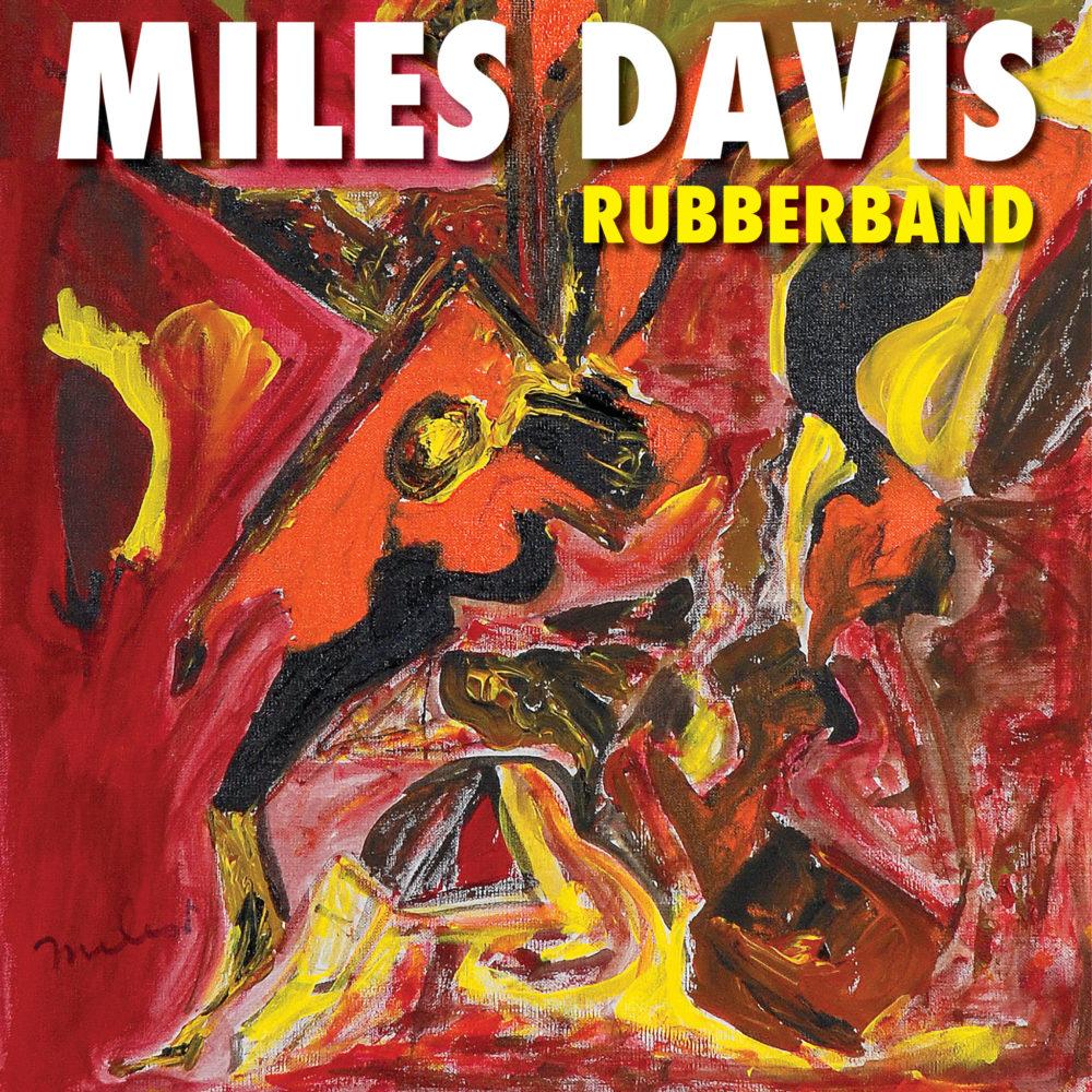 マイルス・デイビスのアルバム『Rubberband』