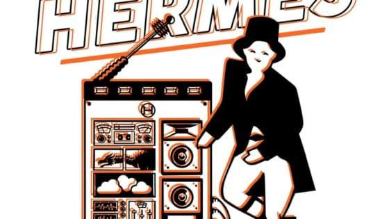 エルメスのイベント「ラジオエルメス」1