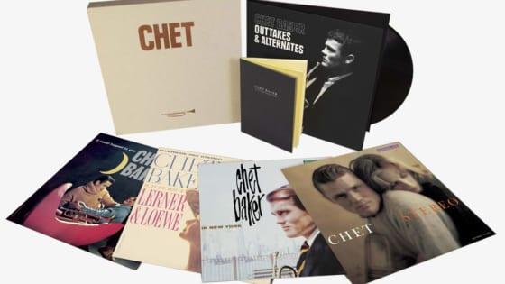 チェット・ベイカー『The Legendary Riverside Albums』