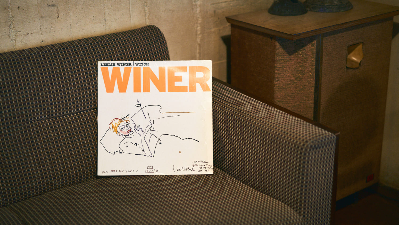 レスリー・ウィンター『ウィッチ』の写真