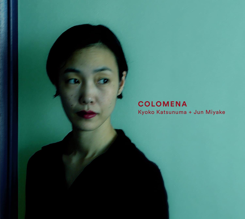 勝沼恭子+三宅純『COLOMENA』のCDジャケット