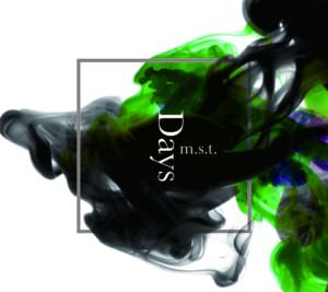 m.s.t. 『Days』のジャケット写真