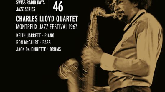 チャールズ・ロイド『Montreux Jazz Festival 1967』