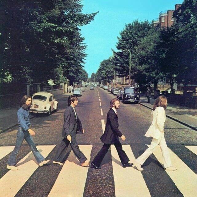 ビートルズ『アビイ・ロード』