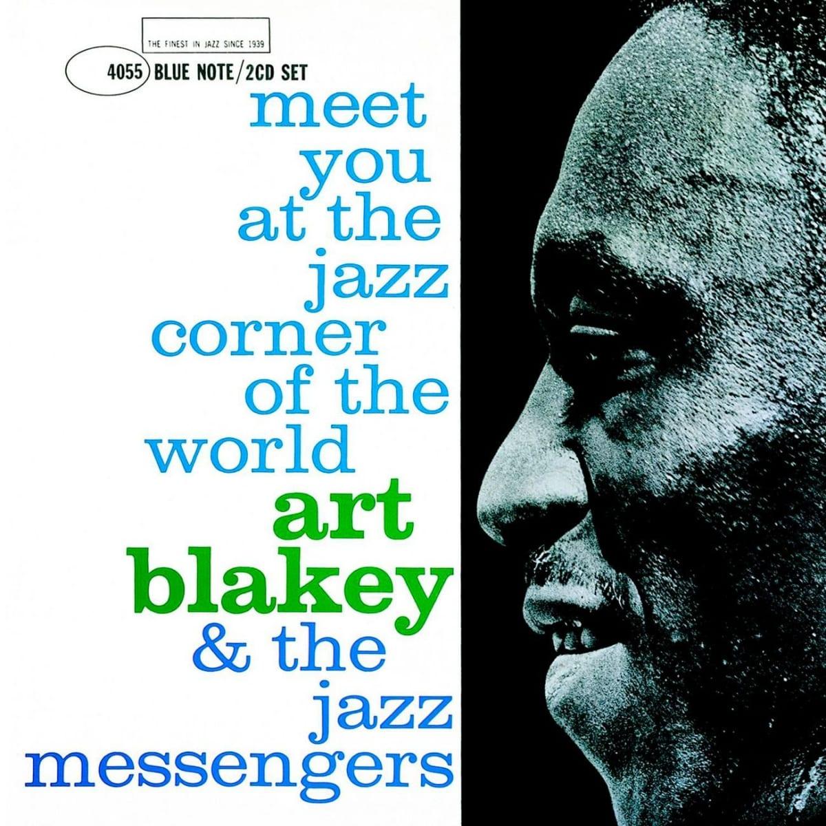 アート・ブレイキー&ジャズ・メッセンジャーズ『Meet You at the Jazz Corner of the World, Vol. 1