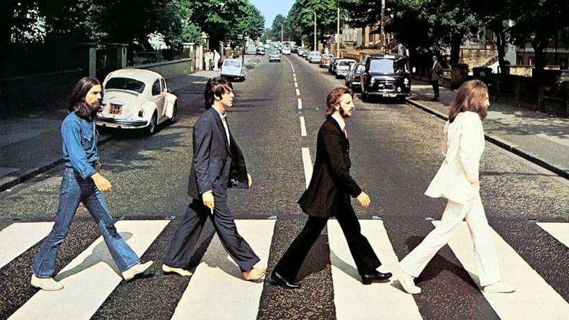 ビートルズの『Abbey Road』