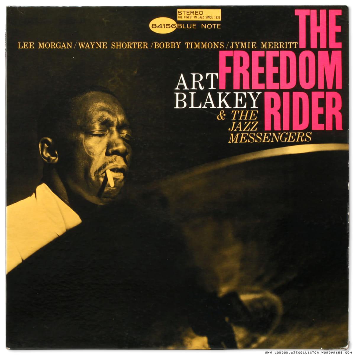 アート・ブレイキー&ジャズ・メッセンジャーズ『The Freedom Rider』