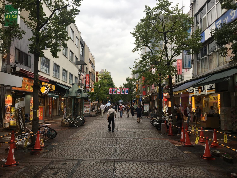 横浜・伊勢佐木町の写真