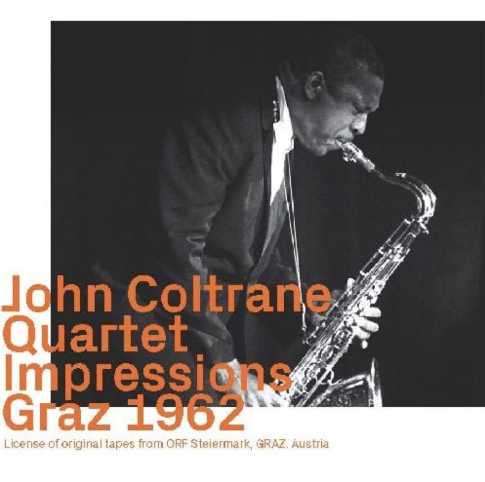 ジョン・コルトレーン 『Impression Graz 1962』