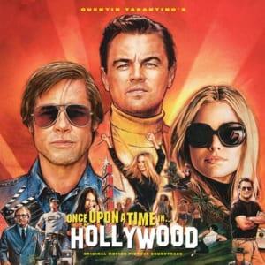 桑原茂一_『Once Upon A Time In Hollywood(Original Soundtrack)』