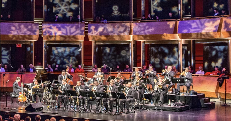 ジャズ・アット・リンカーン・センターのクリスマス公演