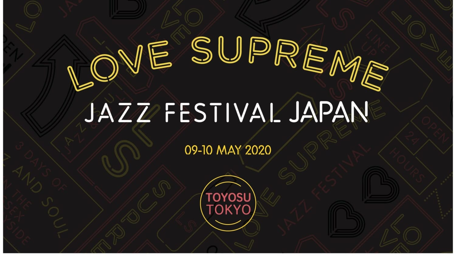 LOVE SUPREME JAZZ FESTIVAL