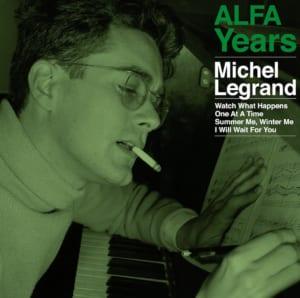 ミシェル・ルグラン『ALFA Years』