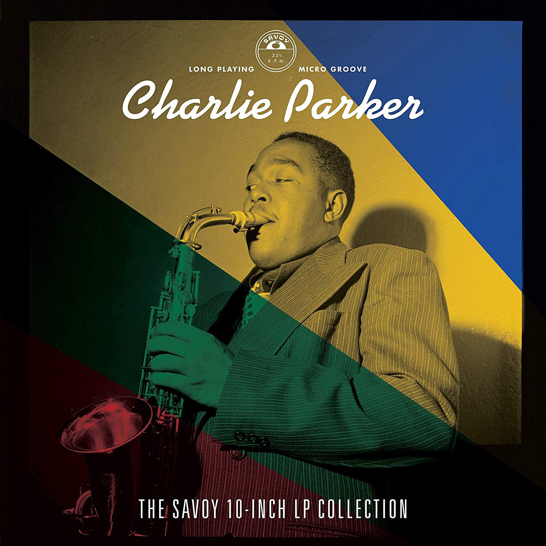 チャーリー・パーカーのBOXセット