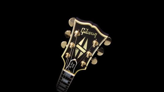 ギブソンのギター