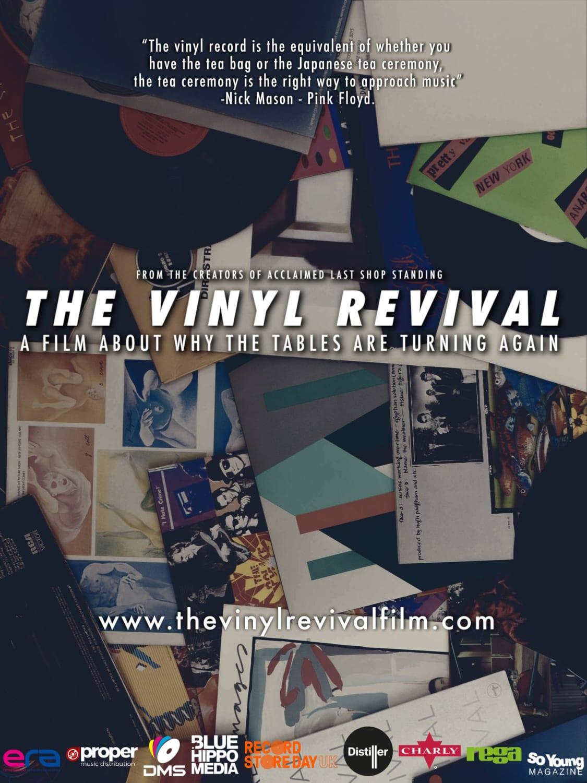 ドキュメンタリー『The Vinyl Revival』