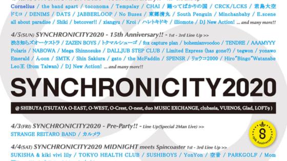 SYNCHRONICITY2020