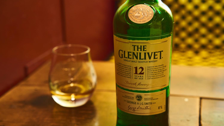 グレンリベット12年_THE GLENLIVET