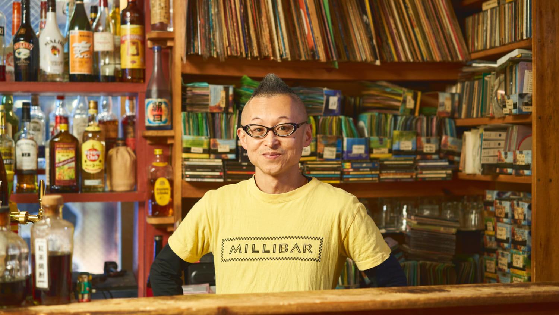 MILLIBAR_清野秀恒