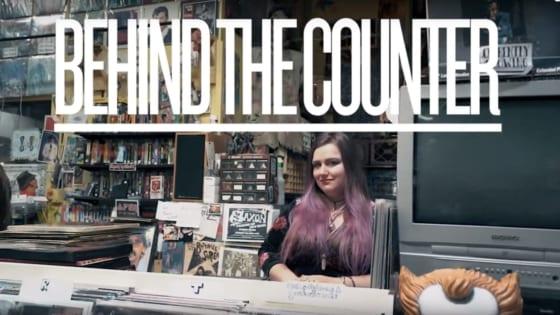 『Behind The Counter』シリーズ第1弾のイメージ画像