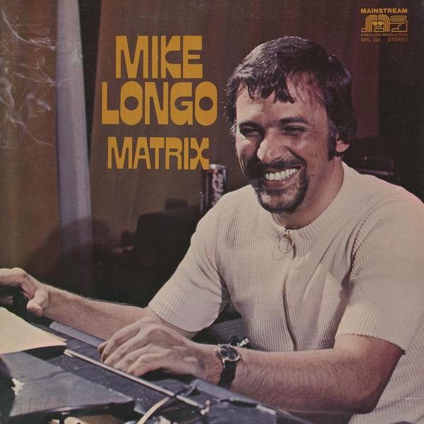 マイク・ロンゴのアルバム『MATRIX』