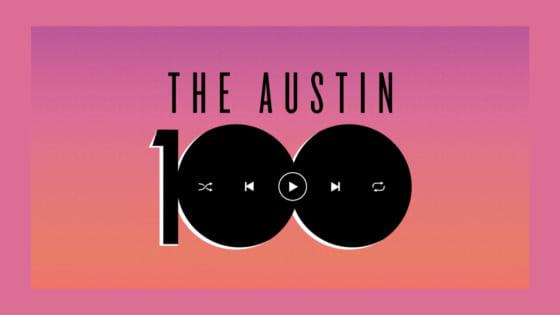 SXSWのプレイリスト『The Austin 100』