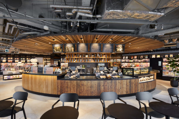 六本木 蔦屋書店スターバックス・コーヒー