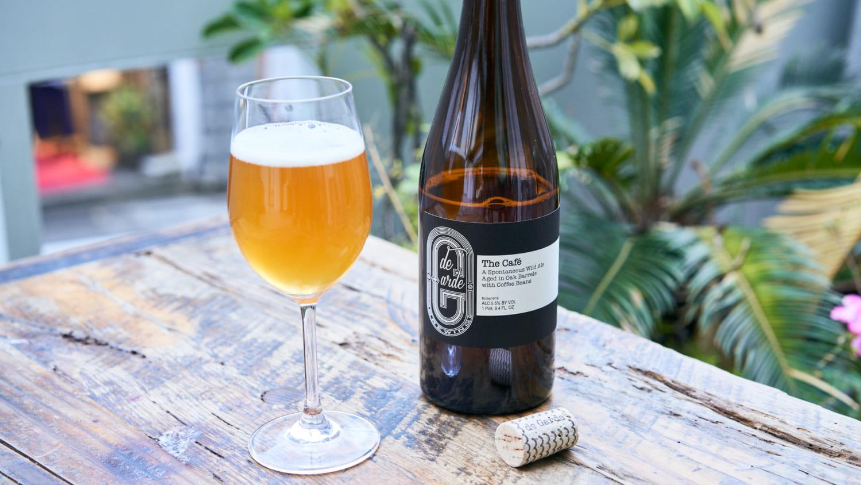 クラフトビールであるデガードのジカフェの写真_ハトスバー