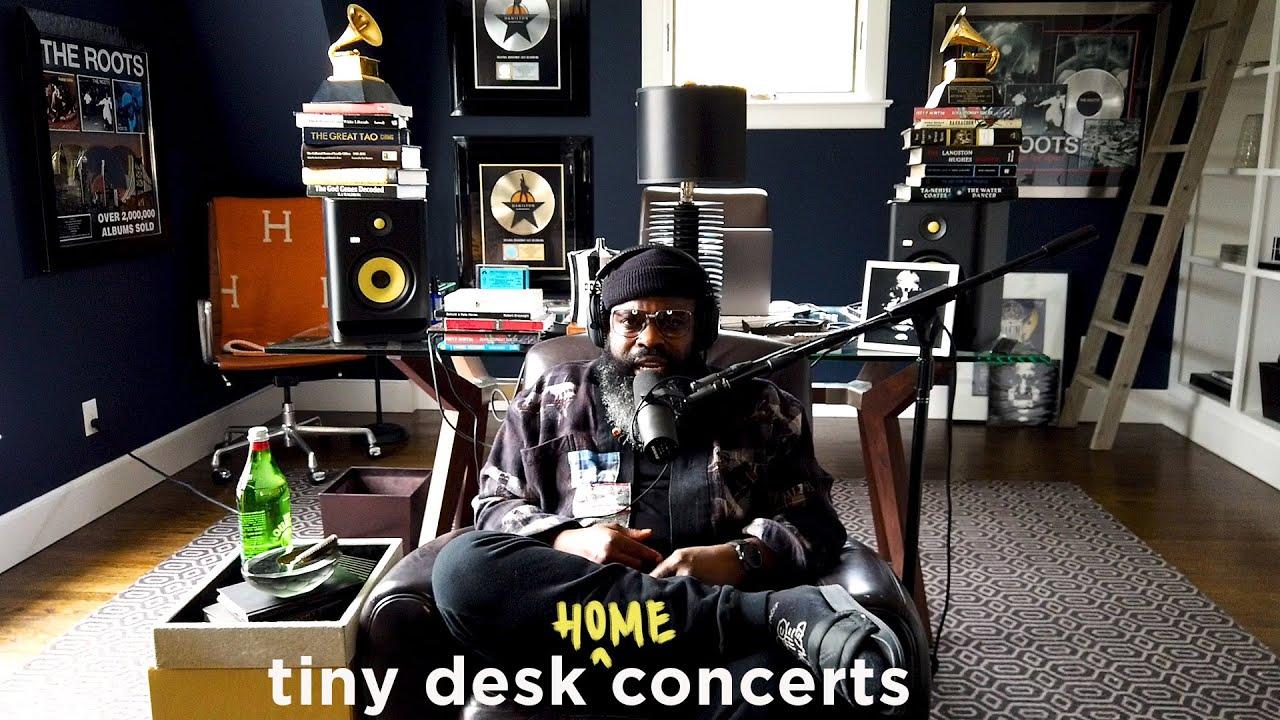 ブラック・ソート『Tiny Desk Concert』