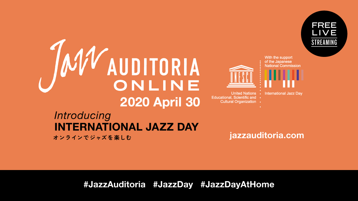 JAZZ AUDITORIA ONLINE