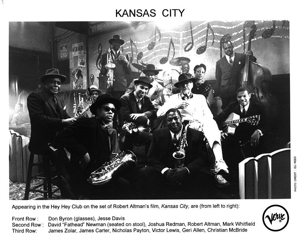 ヒップの誕生Vol.11_映画「カンザスシティ」の写真