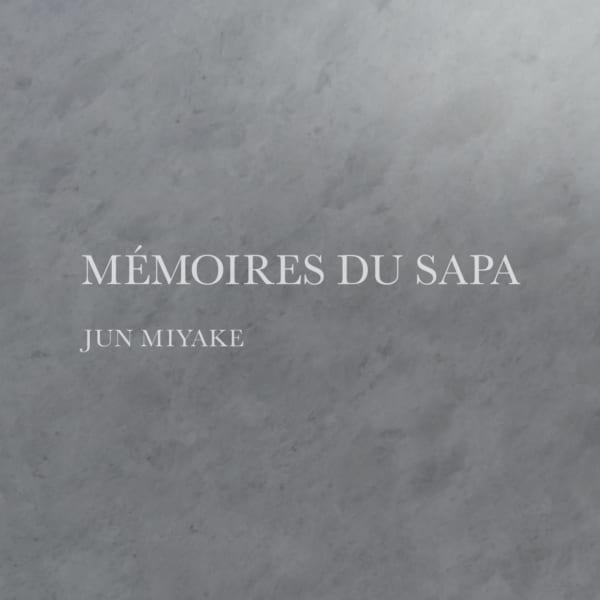 三宅純『Mémoires du Sapa』のジャケット写真