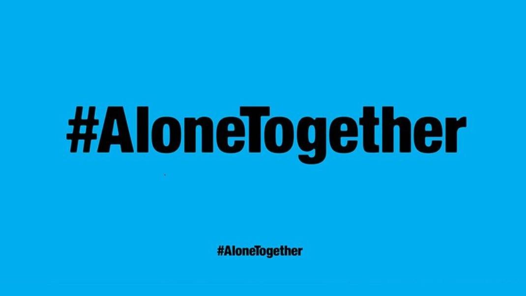 #AloneTogetherの画像
