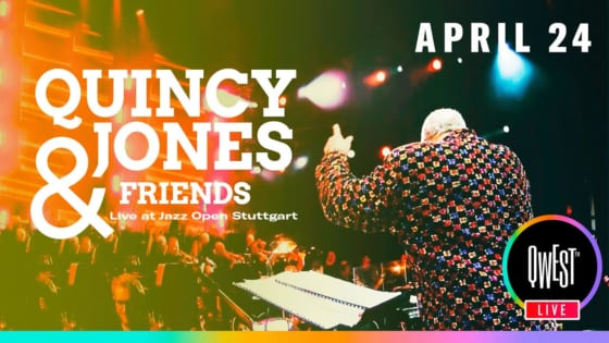 Quincy Jones & Friends - Conducted By Jules Buckleyの写真