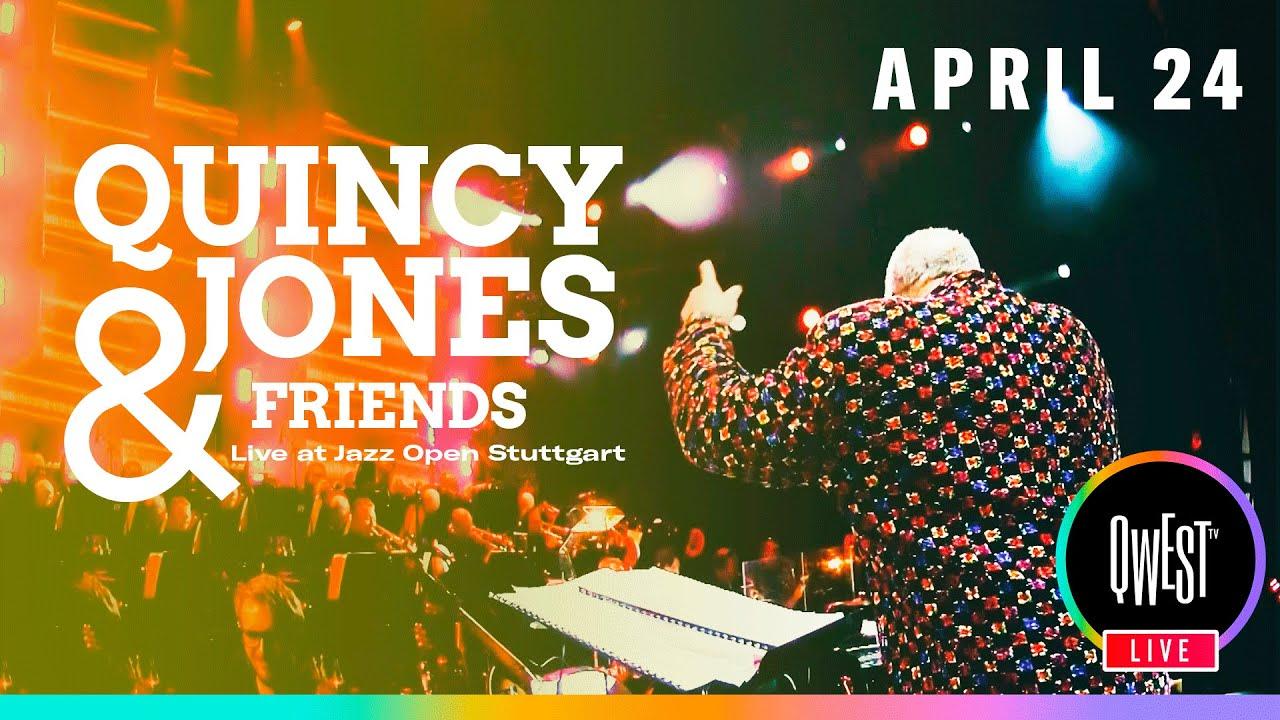 Quincy Jones & Friends - Conducted By Jules Buckleyの写真