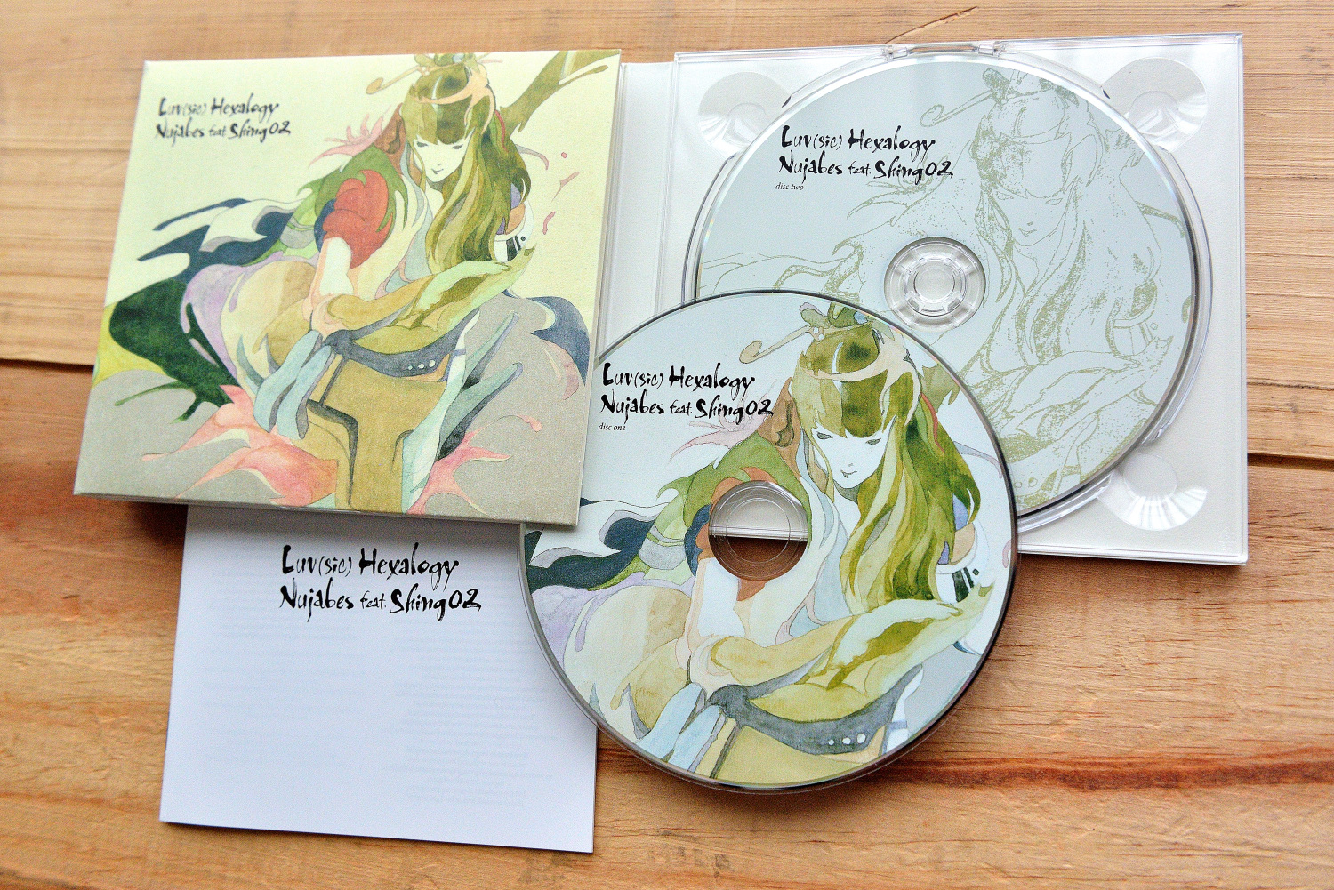 Luv(sic) Hexalogy』の写真、Nujabes