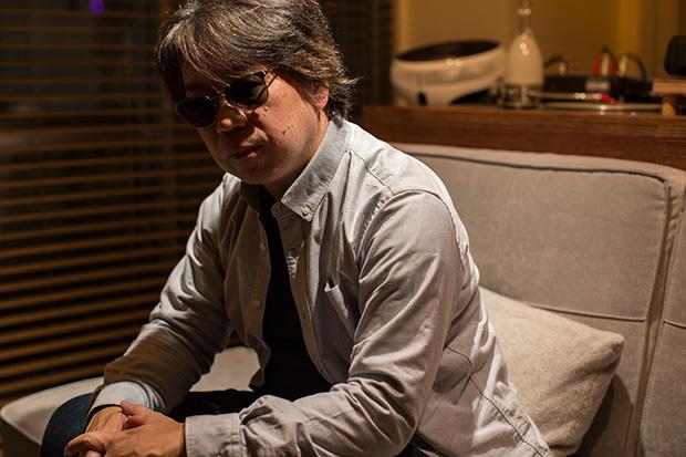 アニメ監督である渡辺信一郎の写真
