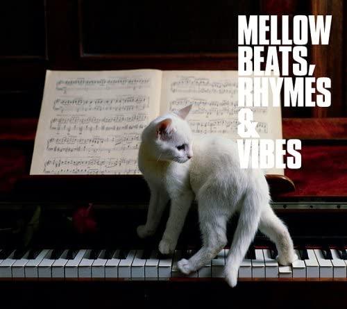 MeelowBeats,Rhymes&Vibesのジャケ写
