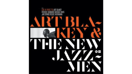 Art Blakey & The New Jazz Men『Live in Paris '65』