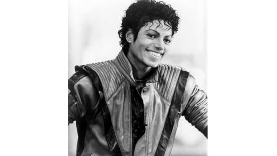 マイケル・ジャクソンの写真