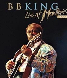 『ライヴ・アット・モントルー1993』(DVD) B・B・キングの写真