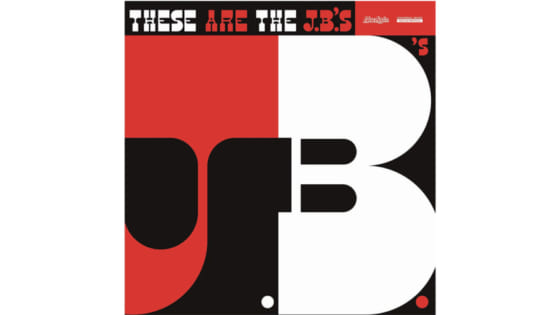 JBsのアルバム『These Are The JB's』