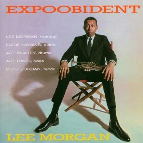 リー・モーガン「Expoobident」のジャケット写真