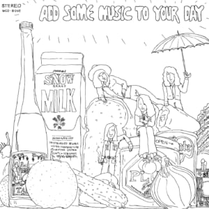 山下達郎、『ADD SOME MUSIC TO YOUR DAY』のジャケット写真