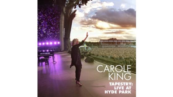 キャロル・キング『Tapestry Live at Hyde Park』