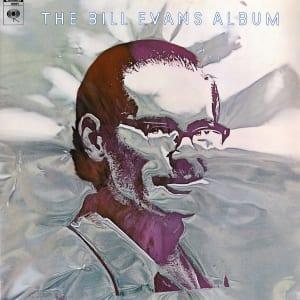 The Bill Evans Albumのジャケット写真、ザ・ビル・エヴァンス・アルバムのジャケット写真